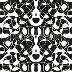 Im Tanzsaal Vektor Muster