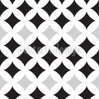 Dark Retro Tiles Pattern Design