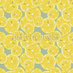 Juicy Lemon Slices Vector Design