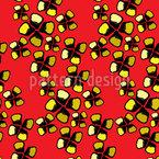 Gepard Blütenblätter Vektor Design