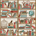 Bookshelf Pattern Design