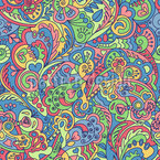 Harmonische Formen Muster Design