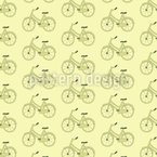Vintage Bicycle Seamless Pattern