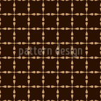 Drop Cross Texture Seamless Vector Pattern Design