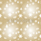 New Year Celebrations Seamless Vector Pattern Design