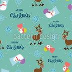 Frohe Weihnachten Gruesse Vektor Design
