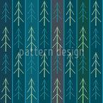 Archaische Bäume Designmuster