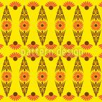 Sonnenanbeter Vektor Design