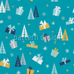 Gifts Of Winter Pattern Design