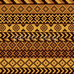 Bordure Stitching Seamless Pattern