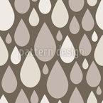 Regentropfen Fallen Musterdesign