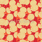 Carnation Beauty Vector Pattern