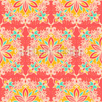 Geometric and Floral Ornaments Vector Design