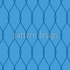 Wire Netting Repeating Pattern