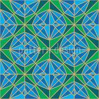 Juwelen Geometrie Vektor Design