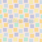 Sixties Cobblestone Repeating Pattern