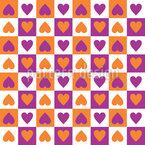 Spiel Der Herzen Rapportiertes Design