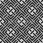 Labyrinth Knoten Rapportmuster