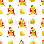 Hatching Chicks Vector Design