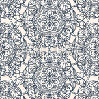 Beauty From Essex Seamless Vector Pattern