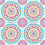 Mandala Tiles Pattern Design