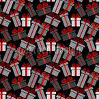 Black Friday Geschenk-Boxen Designmuster