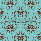 Ars Chocolat Seamless Vector Pattern Design