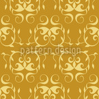 Ars Chocolat Caramel Seamless Vector Pattern Design