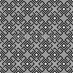 Encontre o Caminho Design de padrão vetorial sem costura
