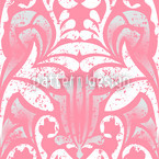 Damasko Crystal Seamless Vector Pattern Design