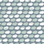 Schläfriges Häschen Muster Design
