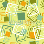 Abstract Box Vector Ornament