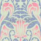 Damasko Linen Seamless Vector Pattern Design