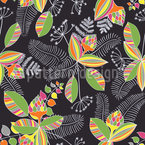 Scandinavian Nature Design Pattern