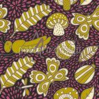 Waldkäfer Muster Design