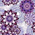 Mandala Springles disegni vettoriali senza cuciture