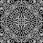 Ornamentale Impressionen Nahtloses Vektormuster