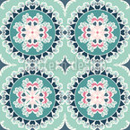 Romantic Embellishment Vector Pattern