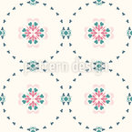 Delicate Bonds Of Love Pattern Design