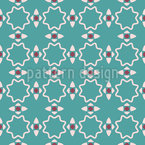 Play With The Poles Seamless Vector Pattern Design