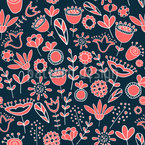 Flowers To Fall In Love For Pattern Design