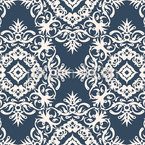 Barock Eleganz Muster Design
