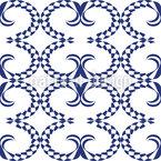 Bayrischer Barock Musterdesign