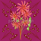 Fantasia Floral Repeat Pattern