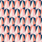 Triangular And Retro Seamless Vector Pattern Design