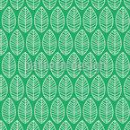 Tropfenblätter Nahtloses Vektormuster