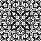 Graphic Constellations Pattern Design