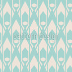 Art Deco Diamonds Seamless Vector Pattern
