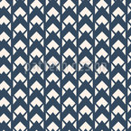 Vintage Arrows Seamless Vector Pattern Design