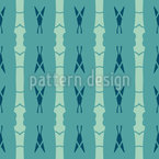 At The Wall Seamless Vector Pattern Design